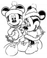 Mickey Mouse Cartoon Coloring Page Wecoloringpage 150