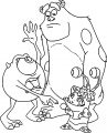 Monster Mad Coloring Pages