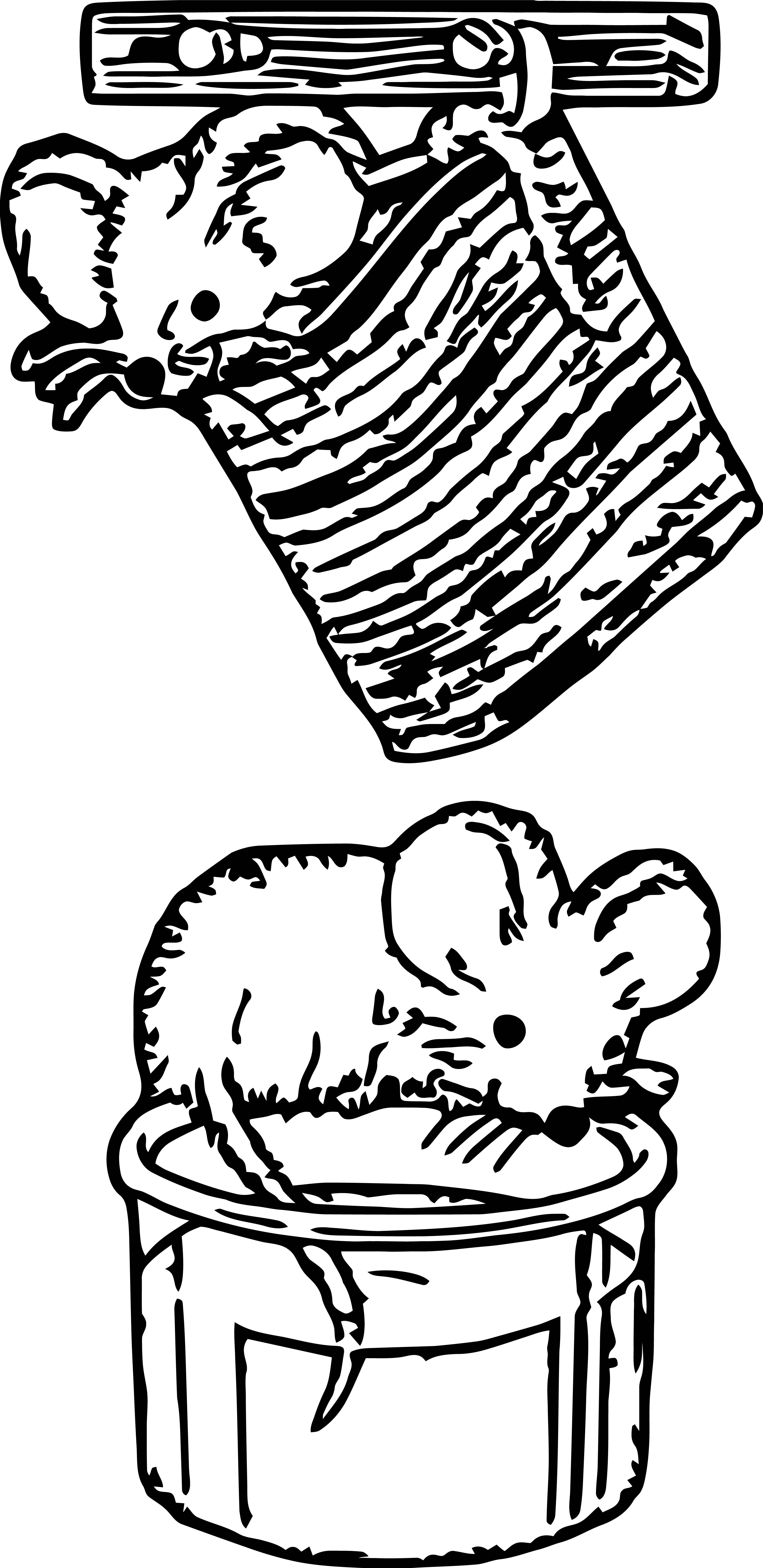 Mouse Jpeg Coloring Page 05