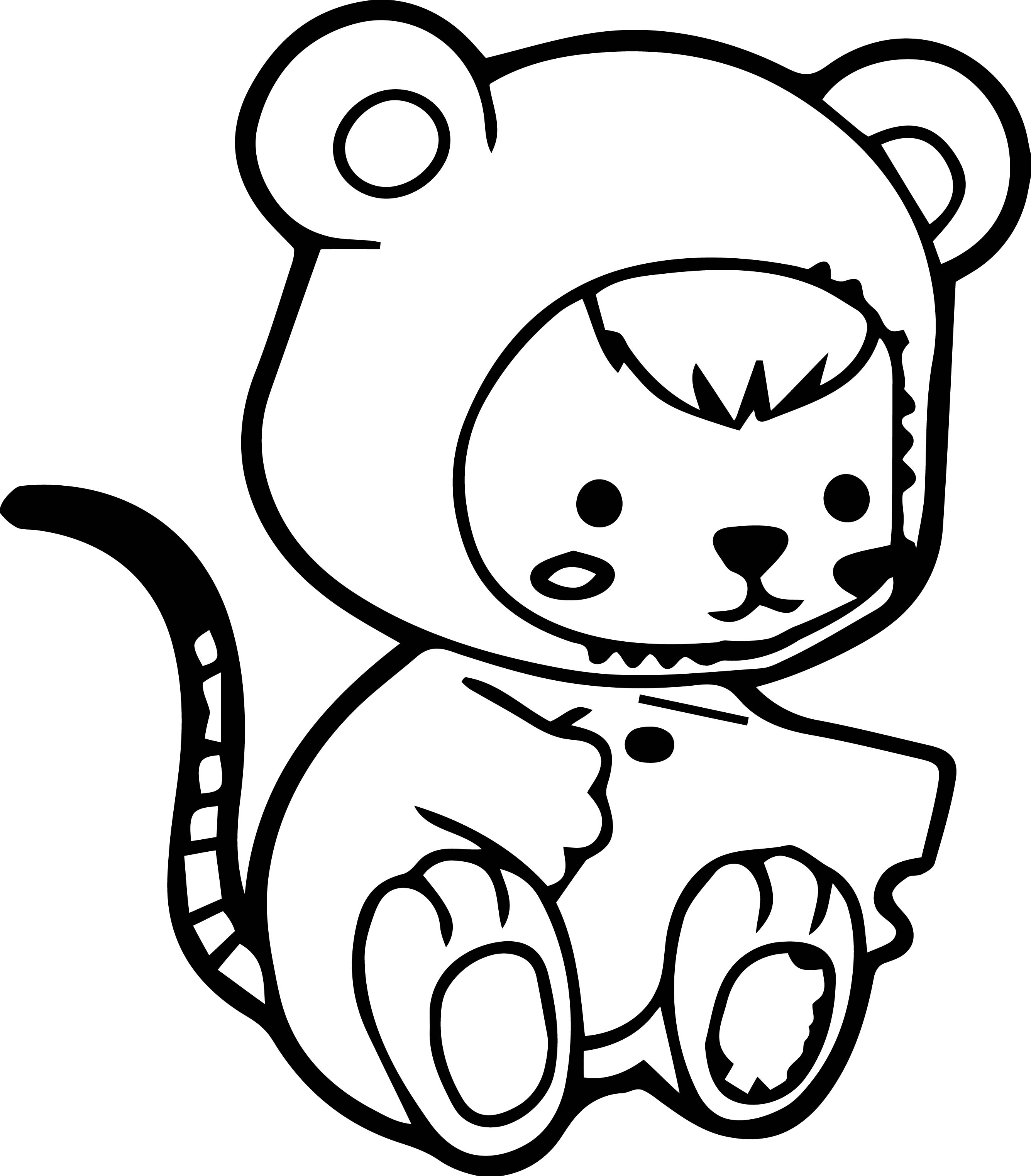 Mouse Jpeg Coloring Page 088