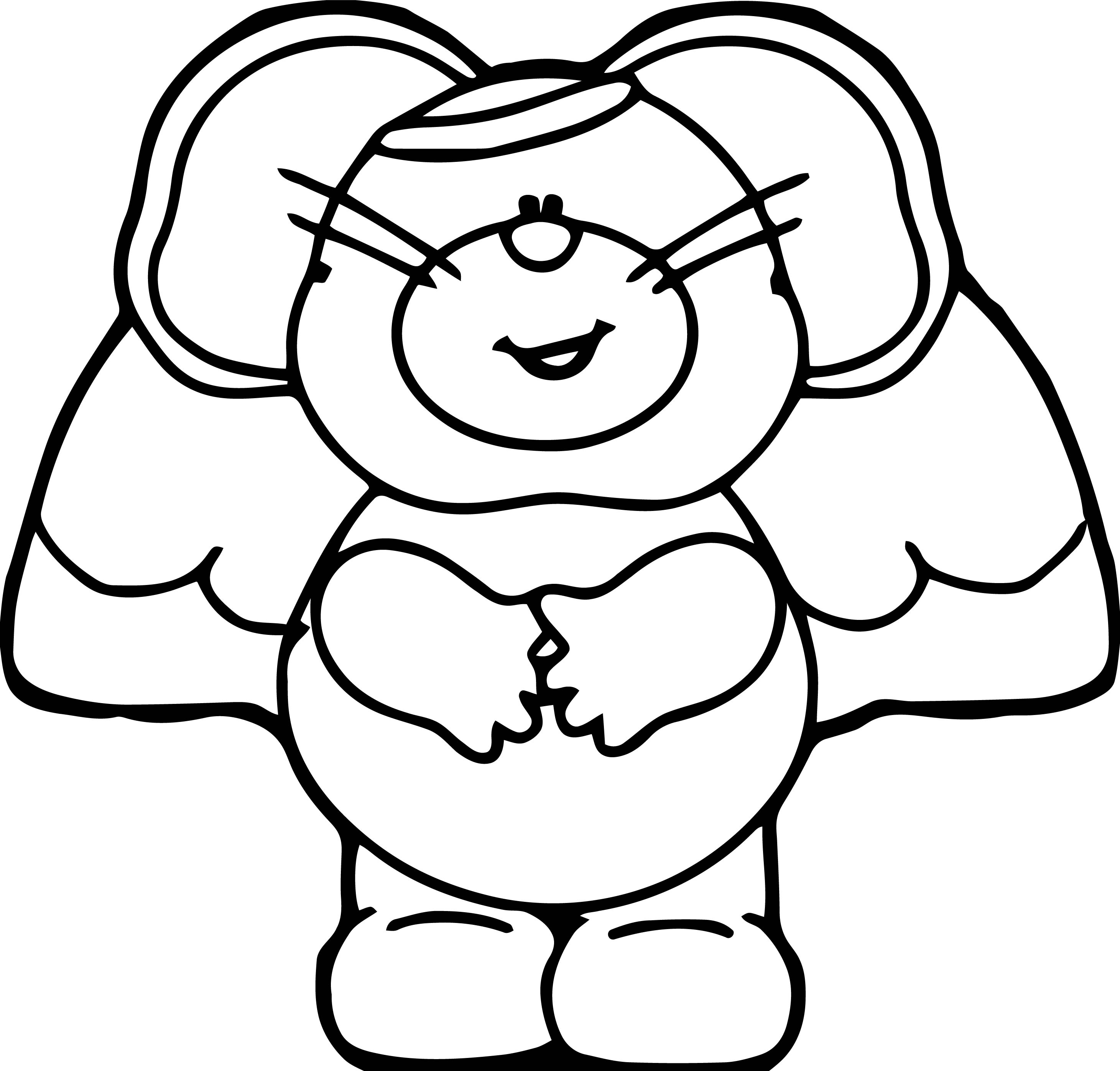 Mouse Jpeg Coloring Page 098