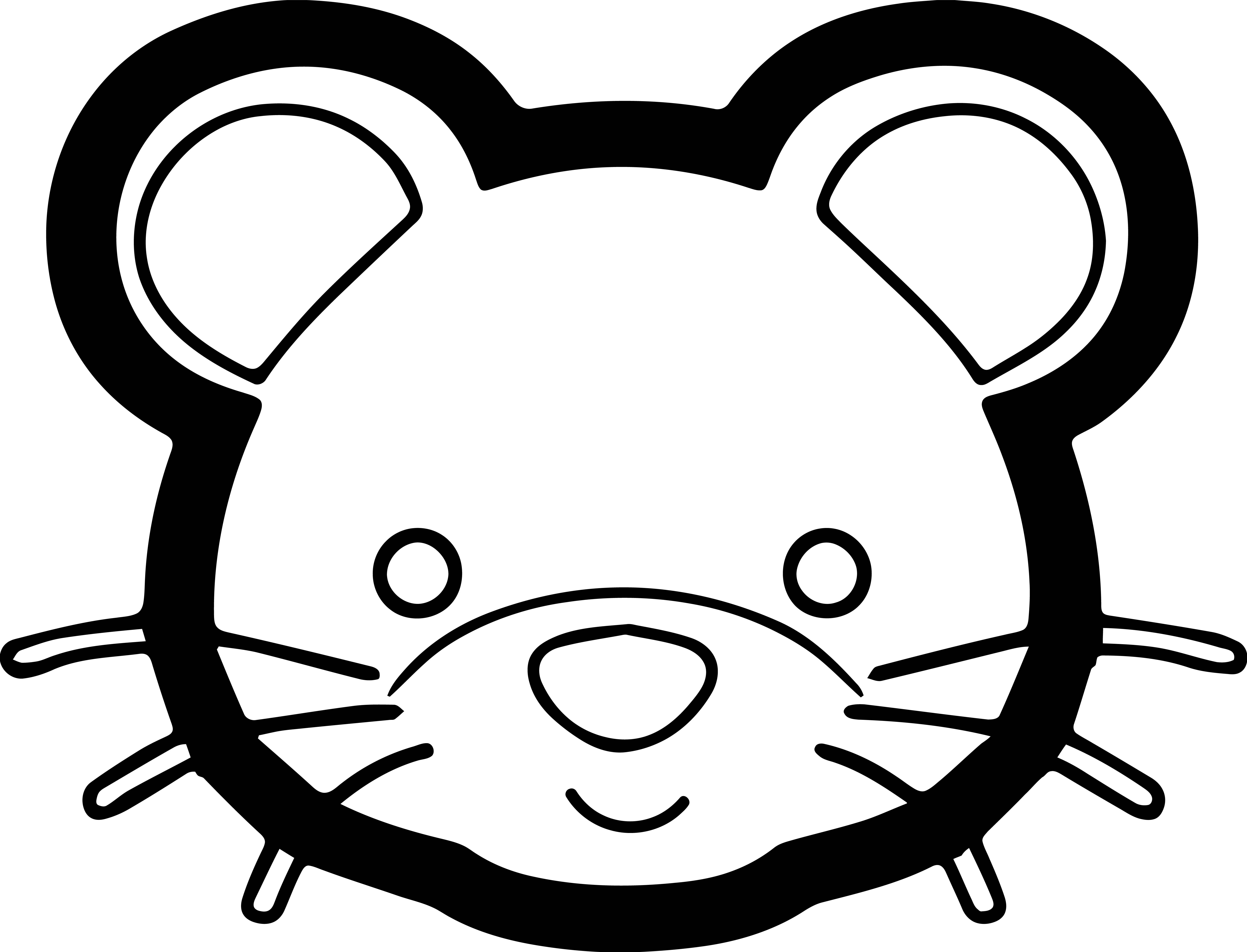 Mouse Jpeg Coloring Page 10