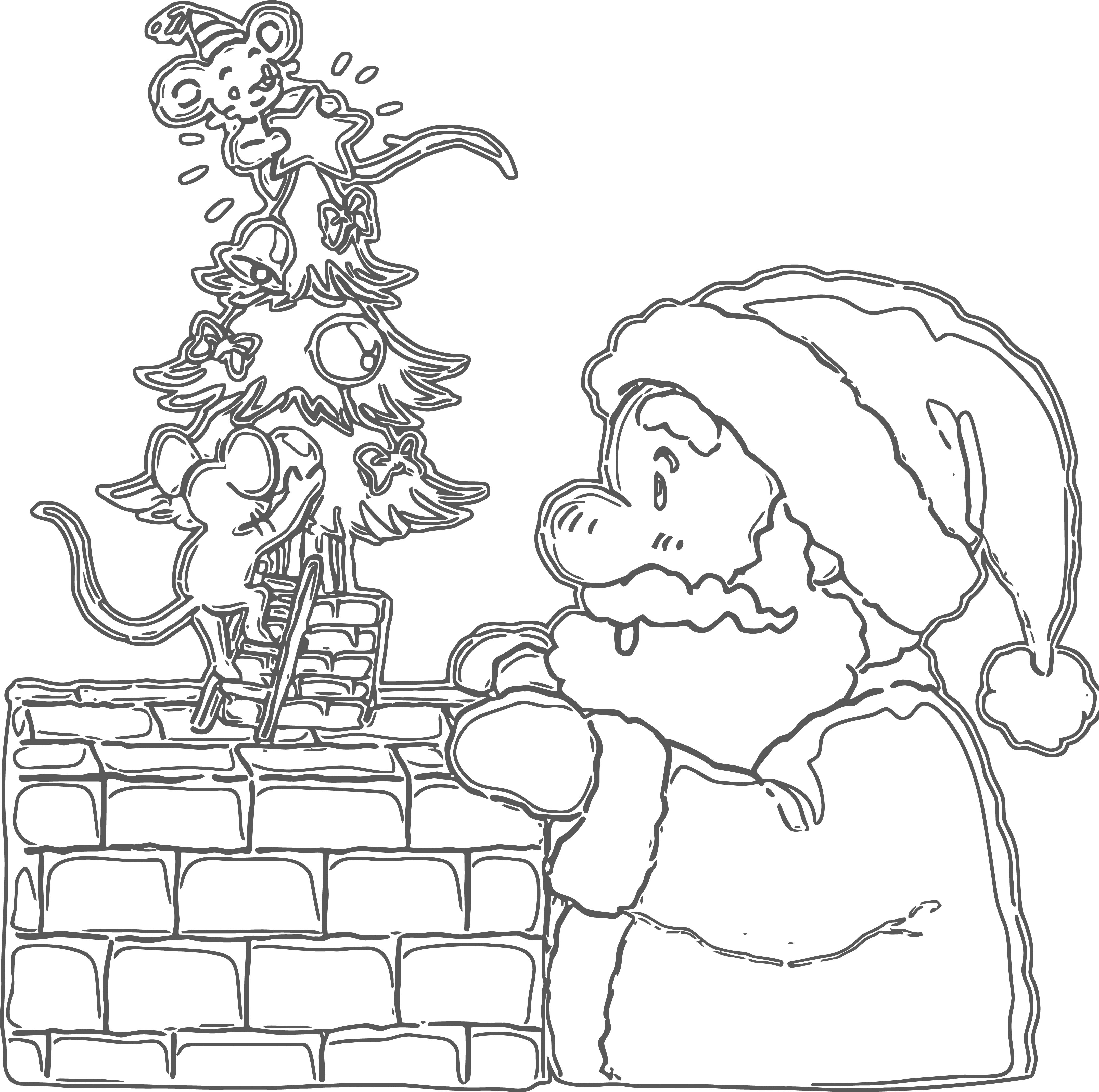Mouse Jpeg Coloring Page 107