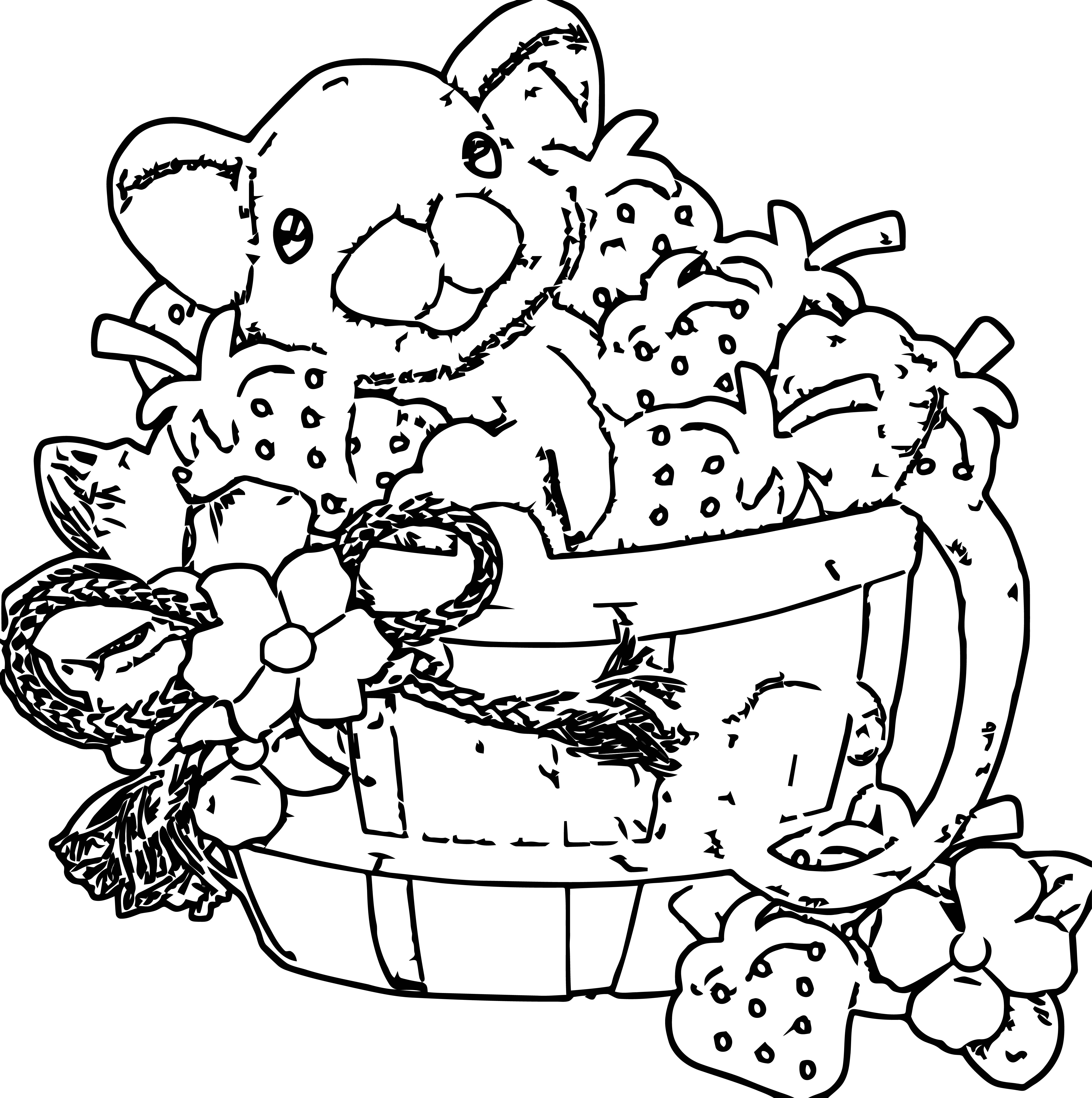 Mouse Jpeg Coloring Page 110