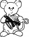 Mouse Jpeg Coloring Page 111