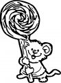 Mouse Jpeg Coloring Page 122