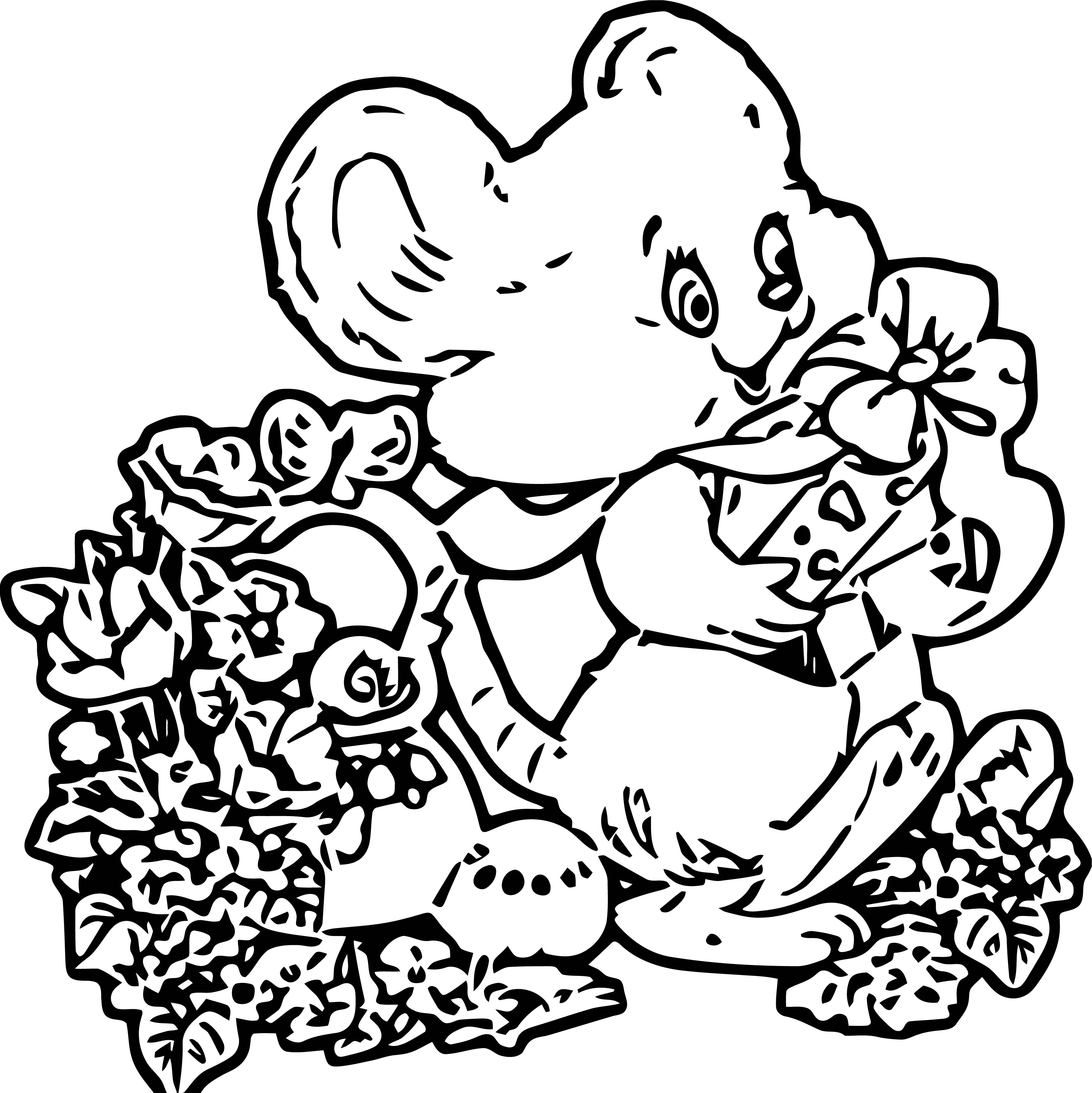 Mouse Jpeg Coloring Page 123