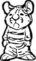 Mouse Jpeg Coloring Page 131