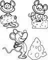 Mouse Jpeg Coloring Page 26