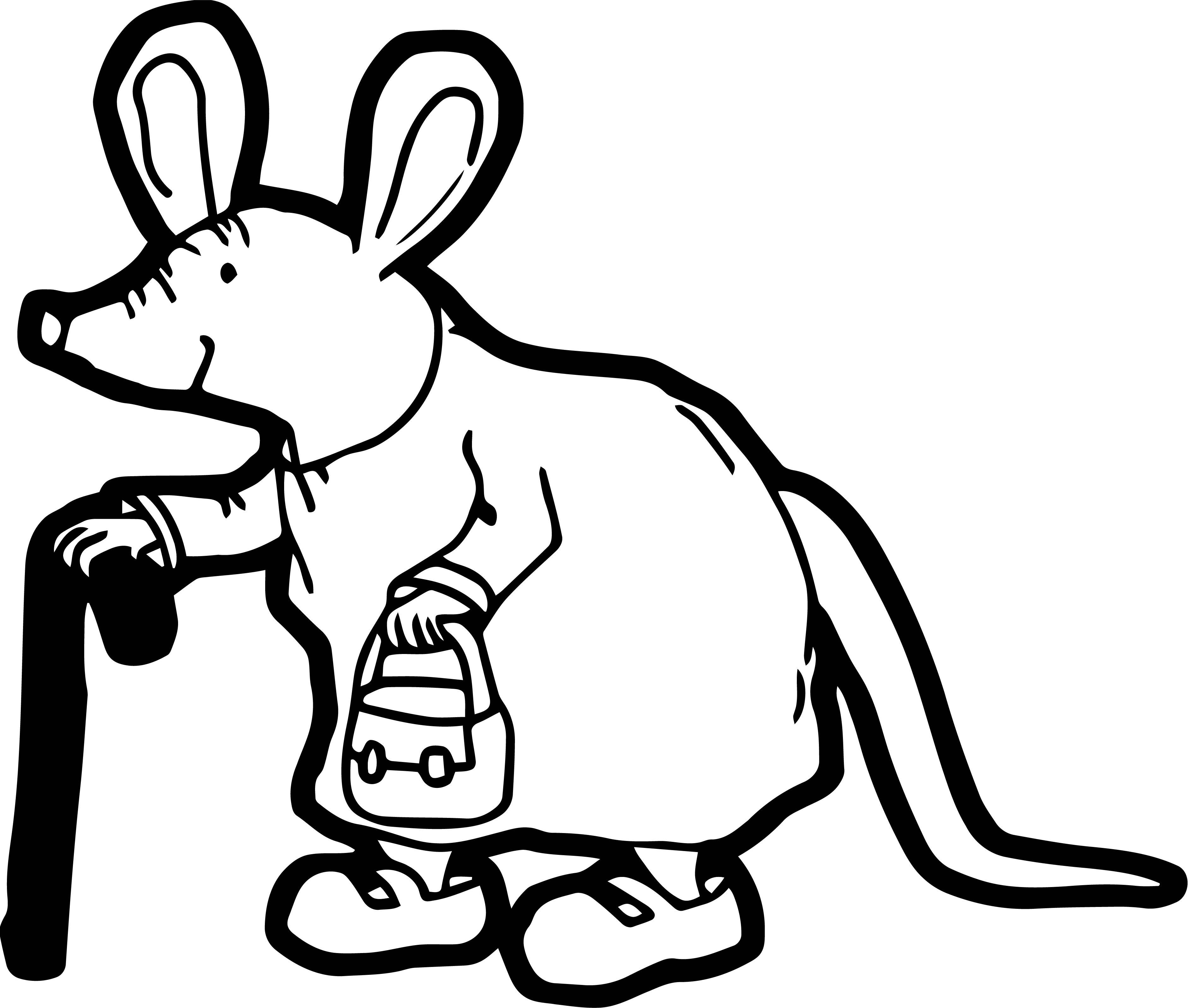 Mouse Jpeg Coloring Page 27