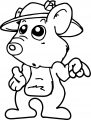 Mouse Jpeg Coloring Page 28