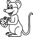 Mouse Jpeg Coloring Page 36