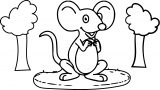 Mouse Jpeg Coloring Page 38