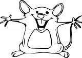 Mouse Jpeg Coloring Page 51