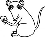 Mouse Jpeg Coloring Page 70
