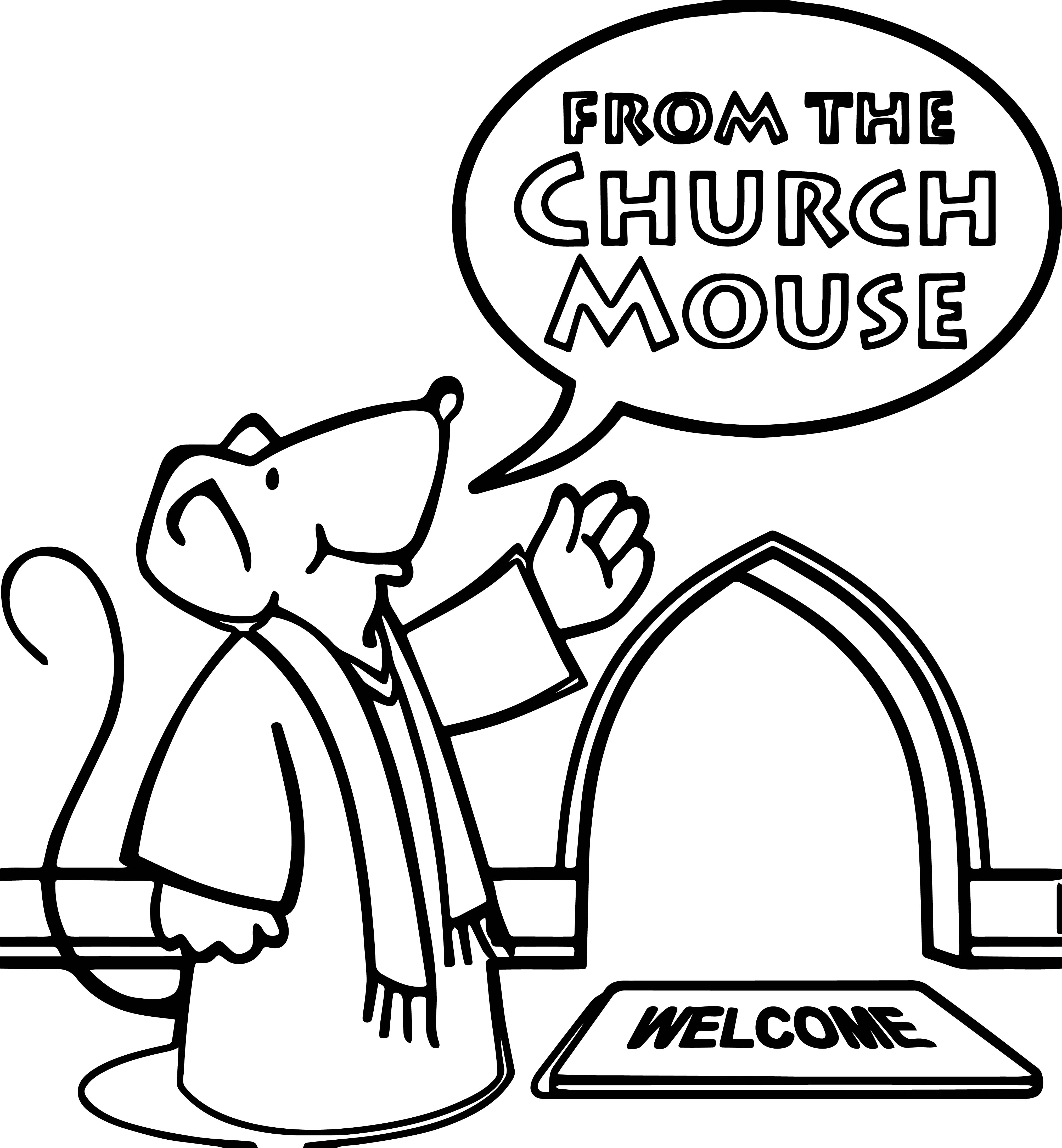 Mouse Jpeg Coloring Page 73