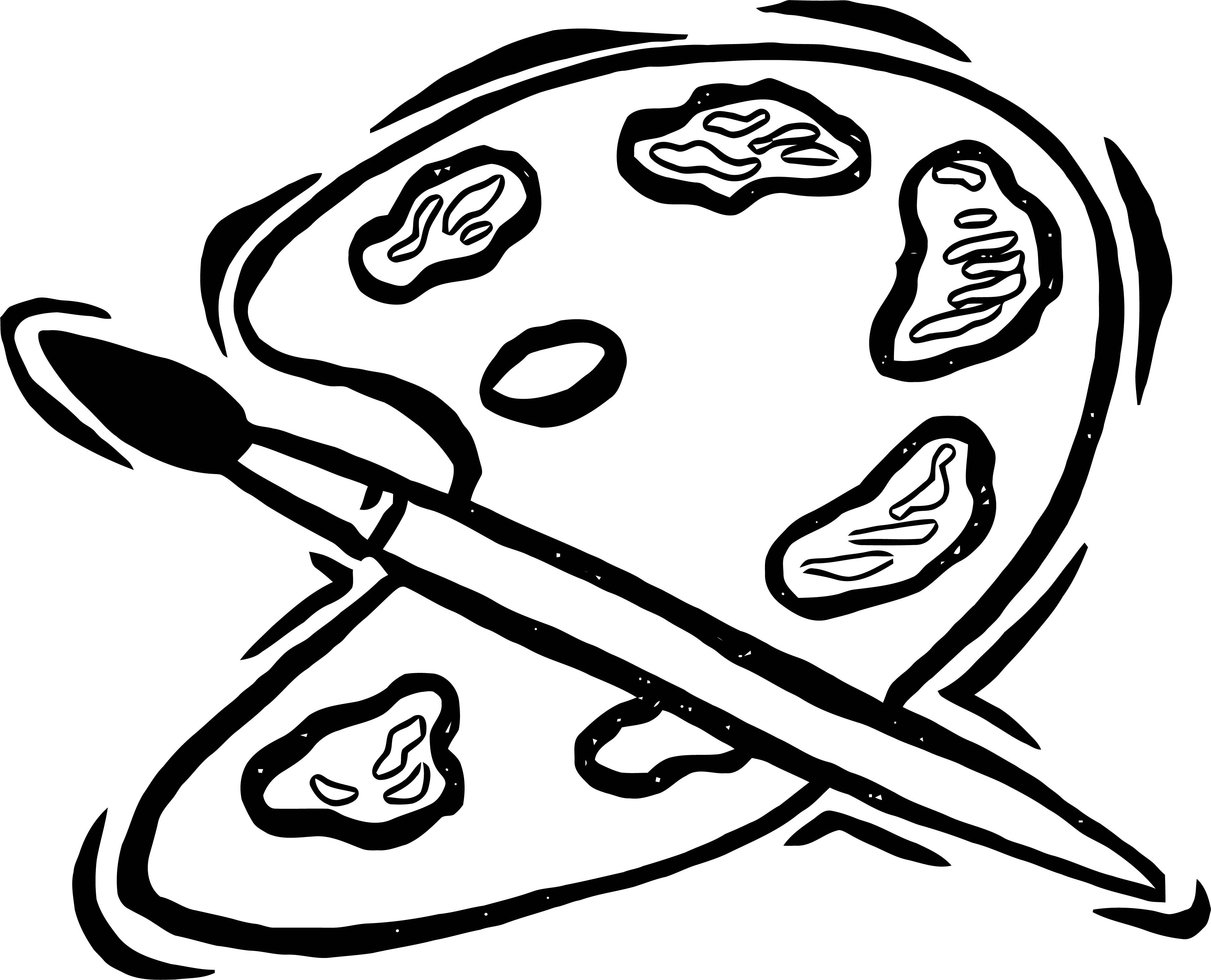 Painter Brush Tablet Coloring Page