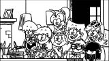 Loud House Nickelodeon Coloring Page