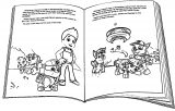 Mab Pagespread Paw Patrol H Coloring Page