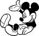 Mouse Coloring Page 50