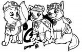 New Uniforms Coloring Page