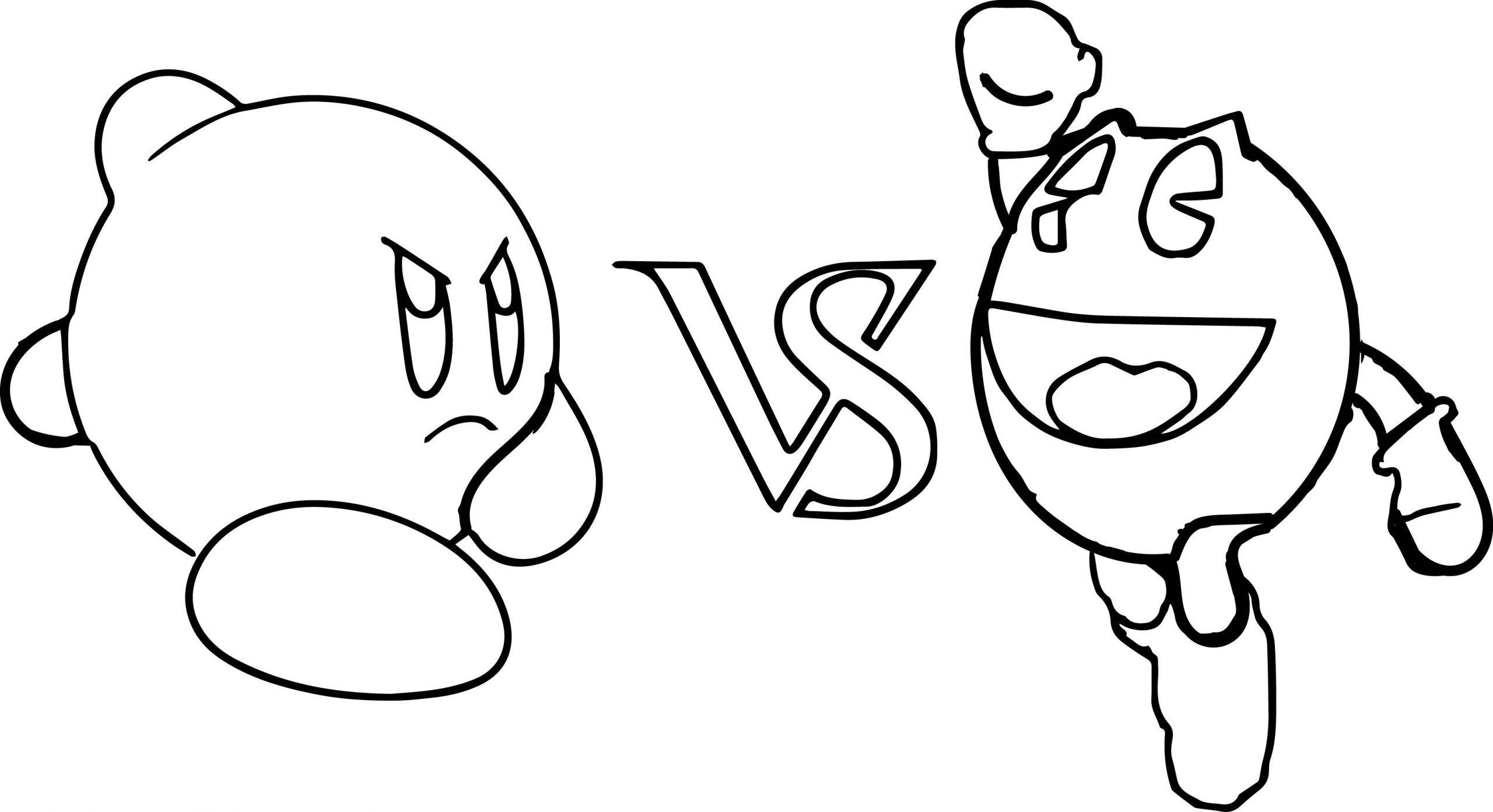 Pacman Coloring Page WeColoringPage 085