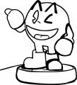 Pacman Coloring Page WeColoringPage 127