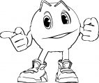 Pacman Coloring Page Wecoloringpage 28