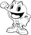 Pacman Coloring Page Wecoloringpage 33