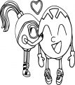 Pacman Pac Man Coloring Page WeColoringPage 156
