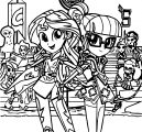 Pony Cartoon My Little Pony Coloring Page 22
