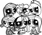 Pony Cartoon My Little Pony Coloring Page 24