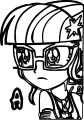 Pony Cartoon My Little Pony Coloring Page 28