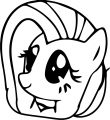 Pony Cartoon My Little Pony Coloring Page 33
