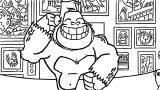 Teen Titans Go Robin Gorilla Coloring Page