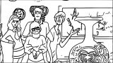 Free Scooby Doo Coloring Page WeColoringPage 005