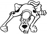 Free Scooby Doo Coloring Page WeColoringPage 064
