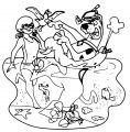 Free Scooby Doo Coloring Page WeColoringPage 080