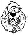 Free Scooby Doo Coloring Page WeColoringPage 089