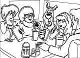 Free Scooby Doo Coloring Page WeColoringPage 115