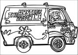 Free Scooby Doo Coloring Page WeColoringPage 145
