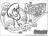 Free Scooby Doo Coloring Page WeColoringPage 157