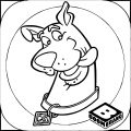 Free Scooby Doo Coloring Page WeColoringPage 192