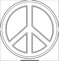 Peace Coloring Page 21