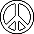 Peace Coloring Page 23