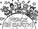 Peace Coloring Page 24