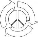 Peace Coloring Page 30