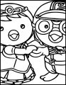 Pororo Coloring Page 2