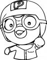 Pororo Coloring Page 5