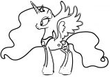 Princess Twilight Sparkle Coloring Page 143